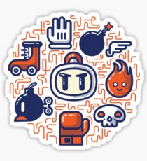 Bomberman Essentials Sticker