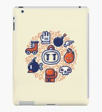 Bomberman Essentials iPad Case/Skin