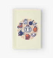 Bomberman Essentials Hardcover Journal