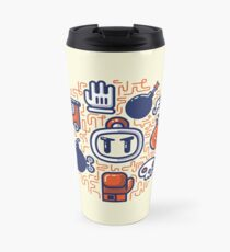Bomberman Essentials Travel Mug