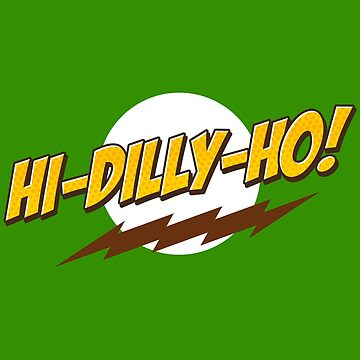 Hi-Dilly-Ho! by oneskillwonder