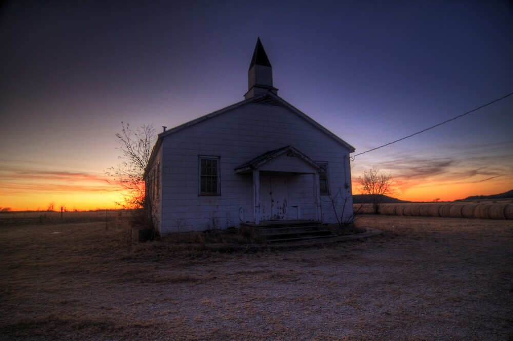 The Humble House of GOD by Terence Russell