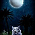 Le Tigre Purple by Erin Guest