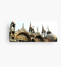 Sacred - Italian Cathedral Metal Print