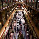 The Strand Arcade by Mark Goodwin