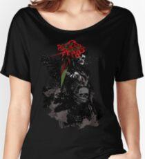 Skull Girl Women's Relaxed Fit T-Shirt