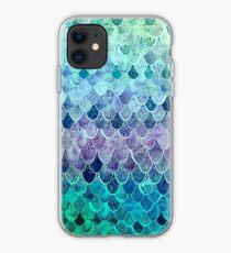 MAGIC MERMAID RAINBOW iPhone Case