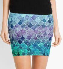 MAGIC MERMAID RAINBOW Mini Skirt