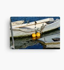 Worse For Wear Canvas Print