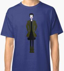 Goth Girl Character Classic T-Shirt