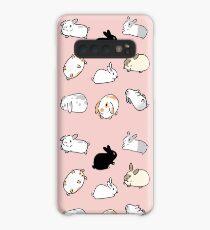 Bunny Rabbit Stickers Case/Skin for Samsung Galaxy