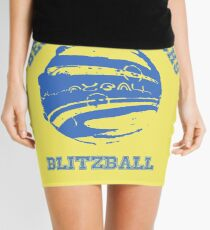 Besaid Aurochs Blitzball Mini Skirt