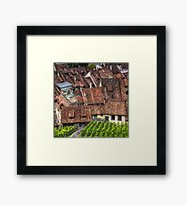 puzzle game Framed Print