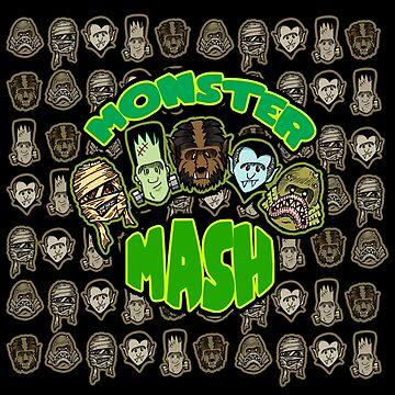 Monster Mash by SquareDog