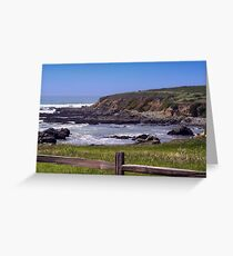 Cambria Greeting Card