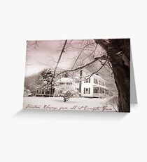 Christmas Blessings! Greeting Card