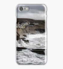 porthleven storm iPhone Case/Skin