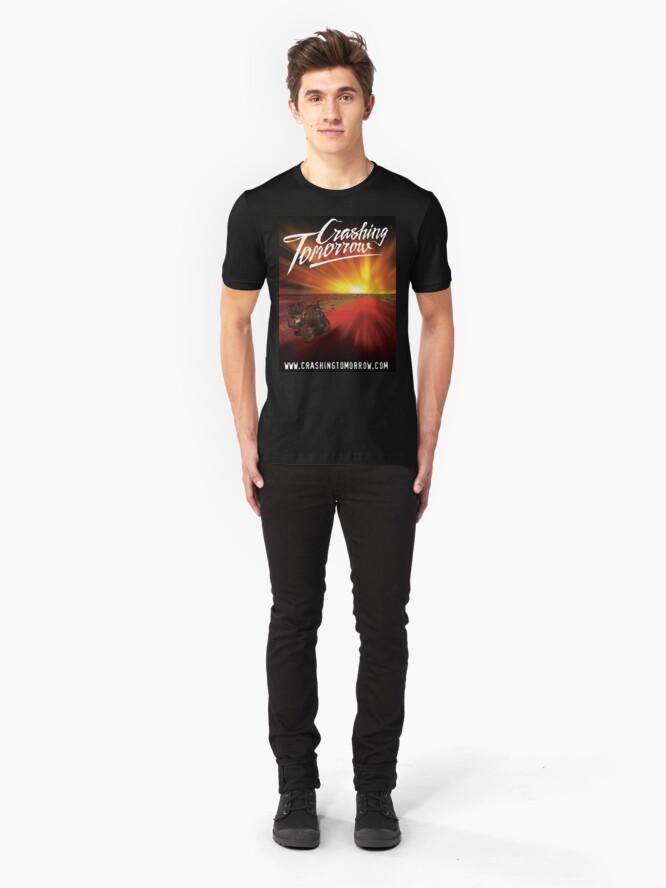 Alternate view of Lone Rider Slim Fit T-Shirt