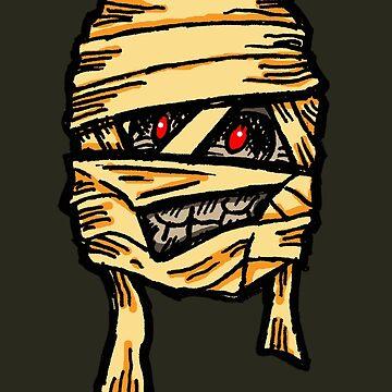 Mummy by SquareDog