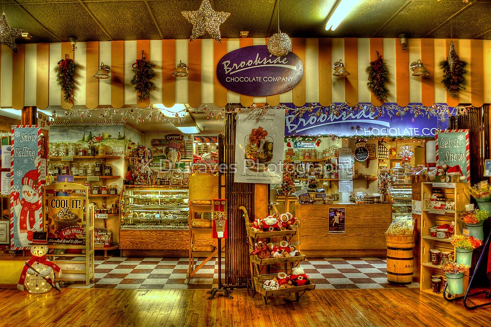 The Candy Shop by K D Graves Photography