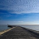 Morning at the Pier by cclaude