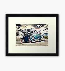 Air cooled Framed Print