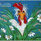 Peek a boo by Linda Finstad