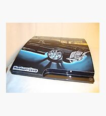 "PS3 ""MIDNIGHT CLUB"" 1 Photographic Print"