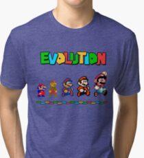 MARIOLUTION Tri-blend T-Shirt