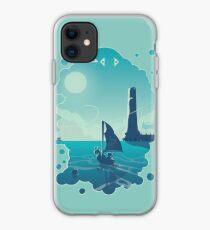 Our Secret Harbor Tangled iphone case
