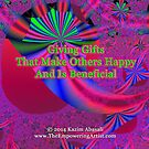 Giving Gifts by empowerwithart