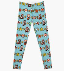 SUPER MARIO BROS 3 Leggings