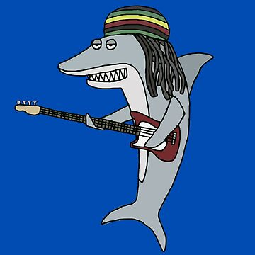 Reggae shark by dominikt