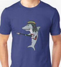 Reggae-Hai Unisex T-Shirt