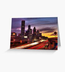 Houston Greeting Card