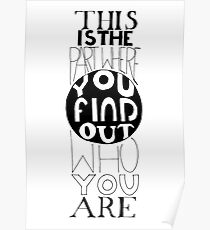 Whoever She Is - The Maine Poster