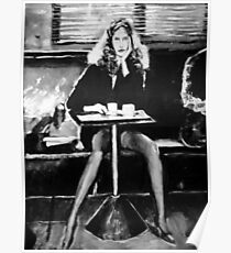 helmut newton posters redbubble. Black Bedroom Furniture Sets. Home Design Ideas
