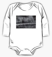 April At The Pond One Piece - Long Sleeve