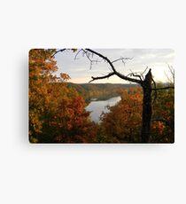 ~ Fall In Mid-Missouri ~ Canvas Print