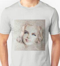 Blue Eyes Blond Crep T-Shirt