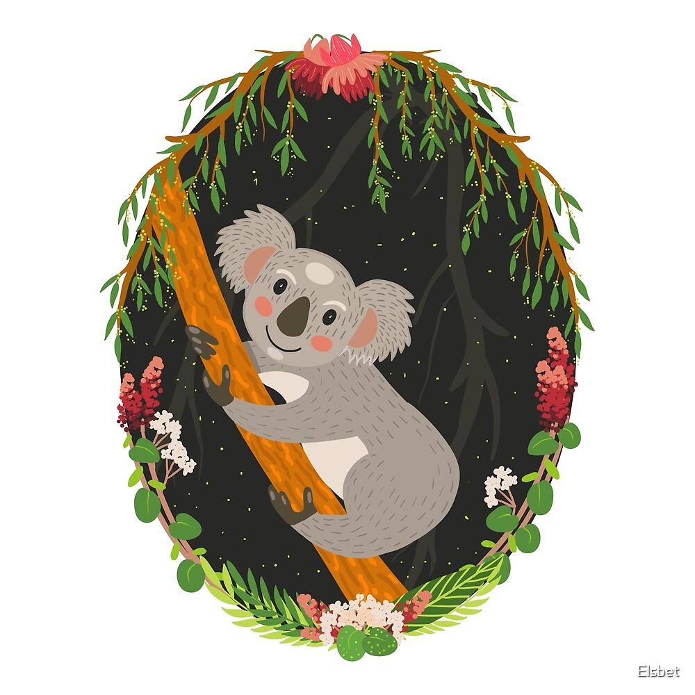 Koala by Elsbet