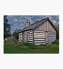 Farmstead Photographic Print
