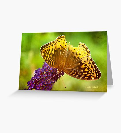 But I Can Still Fly! Greeting Card