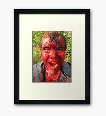 Blood Loving Framed Print