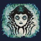 Underwater Girl by Tom Godfrey