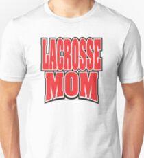 Lacrosse Mom Unisex T-Shirt