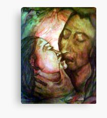Love beyond Life Canvas Print