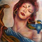 Queen of Shiva by MinoYasue