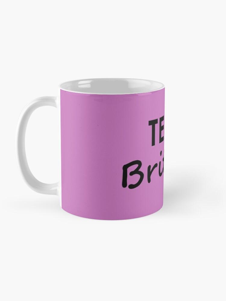 Alternate view of Team Brittany - Mug Mug