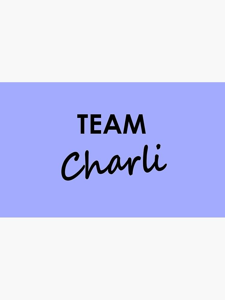 Team Charli - Mug by embourne